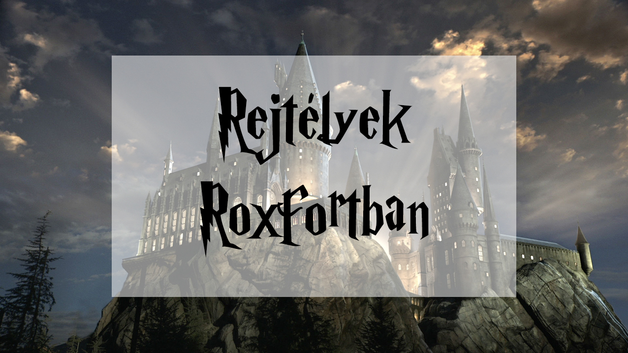 Rejtélyek Roxfortban - Harry Potter kijutós játék Budapest